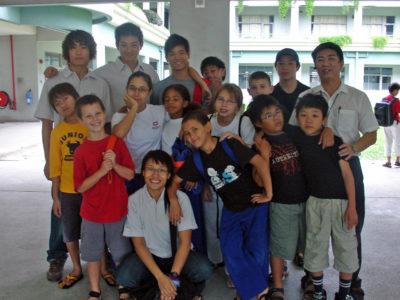 2005 1217 1st Malaysia juvenile judo championship- KL 1