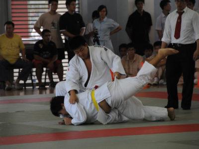 2009 03 Judo - Nat Sch Ind c'ship 1