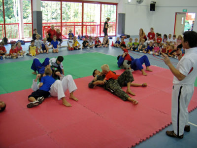 2010 03 12 Judo Activity - Swiss School 1
