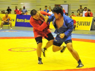2012 07 01 Southeast Asian Sambo Championship - Bangkok 1