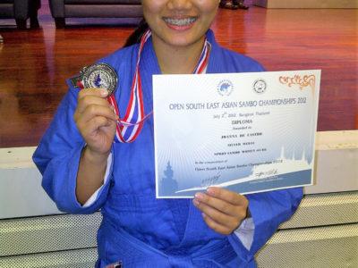 2012 07 Asian Sambo Championship 1