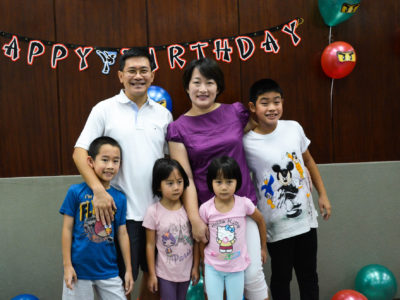 2012 12 02 Alex Yue's birthday 1