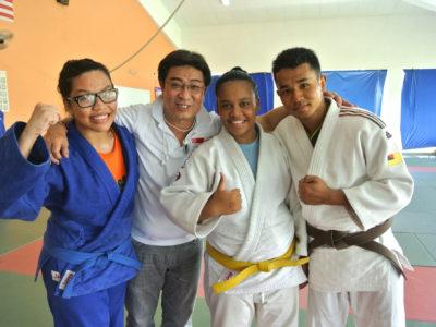 2013 10 SJF visit - Johor Sports School 2