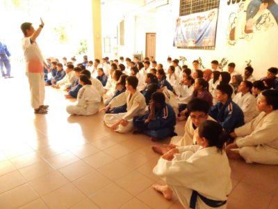 2014 03 Judo workshop - SBU 1