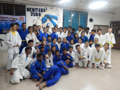 2014 03 Judo workshop - SBU 2