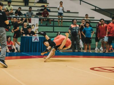 2018 National Wrestling trials 3