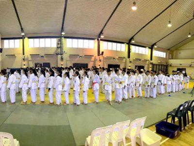 NSG 51st National Schools' Judo Championship C Division 1