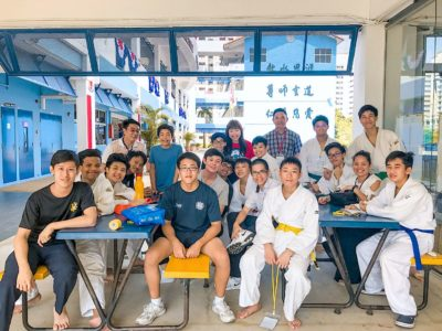 NSG 51st National Schools' Judo Championship C Division 2