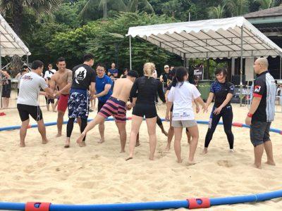 Singapore Combat Championship by WFS 2