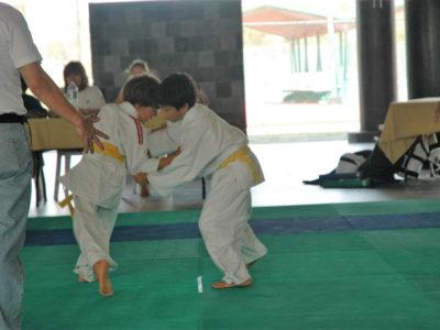 2008 05 Balikpapan trip judo competition 1