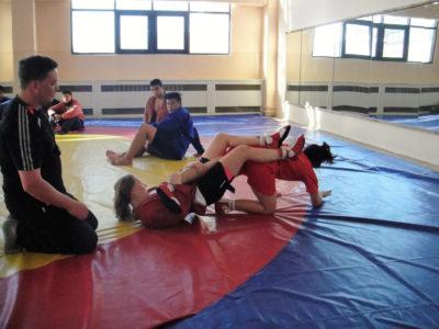 2010 05 27 Asian Sambo Championship - Tashkent, UZB 2