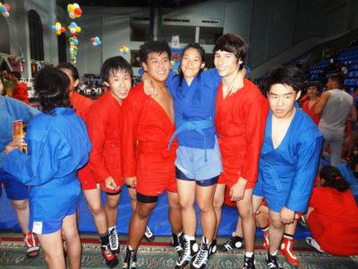 2012 06 05 Asian Sambo Championships - Tashkent 2