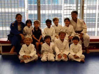 2014 03 20 SAIS Judo Class
