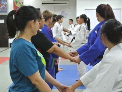 2015 12 Judo workshop for the visually impaired 2