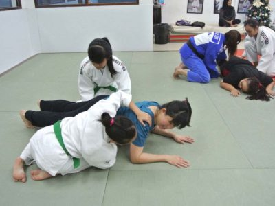 2015 12 Judo workshop for the visually impaired 3
