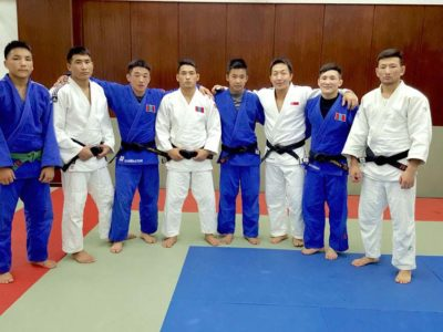 2016 02 Mongolion training visit 2