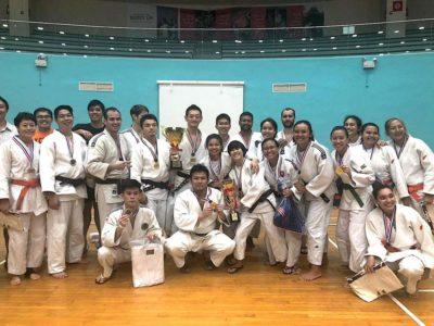 2018 10 SJF President Cup - Team Judo Championship 2