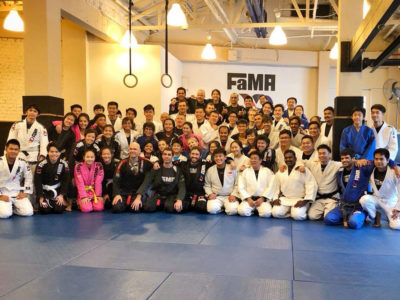 2019 0217 Workshop with Fama
