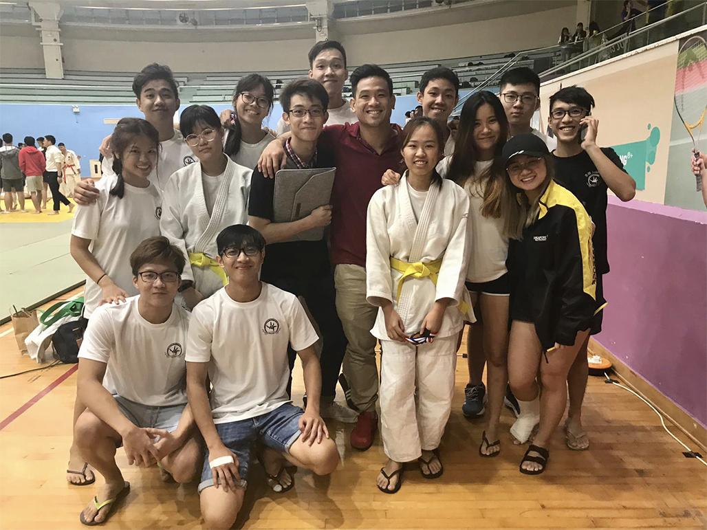 16-17Mar2019-Inter-Tertiary-Judo-Champiopnship
