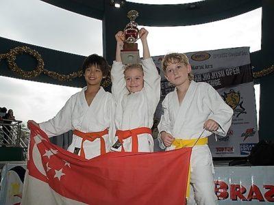 2008 Pan Asian BJJ championship 1