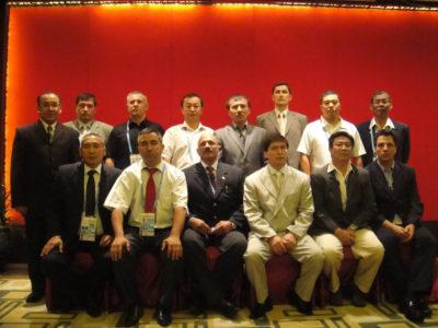 2010 10 Sports Accord Combat Games - Beijing 2