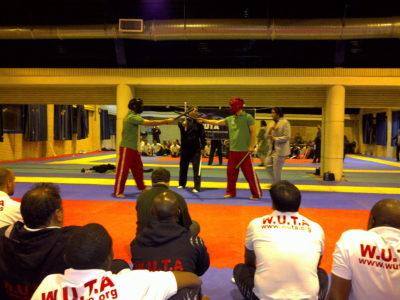 2010 12 11 1st WUTA Technical course - Tehran, Iran 1