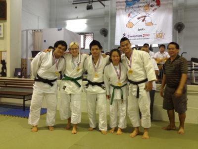 2012 01 Singapore Team Championship 1