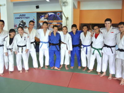 2013 10 SJF visit - Johor Sports School 3