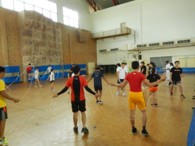 2014 01 Activo Fitness workshop 2
