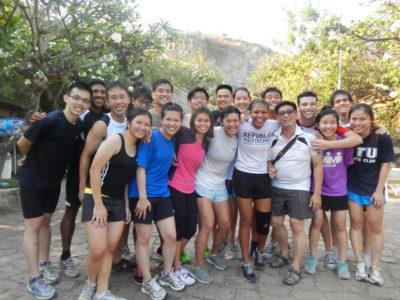 2014 04 HCMC Spring training camp 1