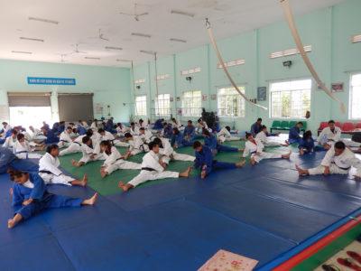2014 04 HCMC Spring training camp 4