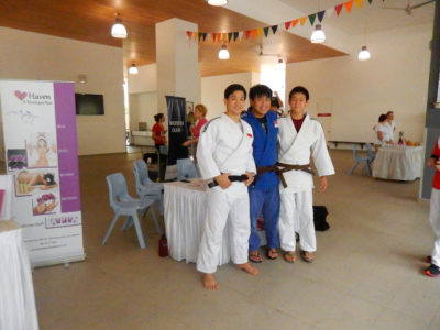 2014 04 Health Fair - SAIS 1