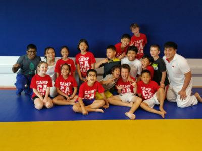 2014 12 Camp Asia - SAIS 1