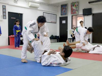 2015 08 BA Saturday training 1