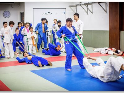 2016 02 BA training photos - Air 1