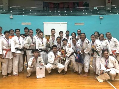 2018 10 SJF President Cup - Team Judo Championship 2