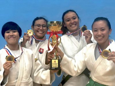2018 10 SJF President Cup - Team Judo Championship 3