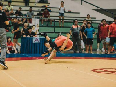 2018 National Wrestling trials 3