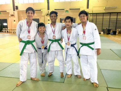 NSG 51st National Schools' Judo Championship C Division 3