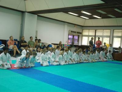 2008 05 Balikpapan trip judo training 1