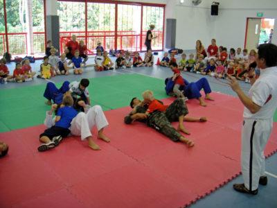 2010 03 12 Judo Activity - Swiss School 1