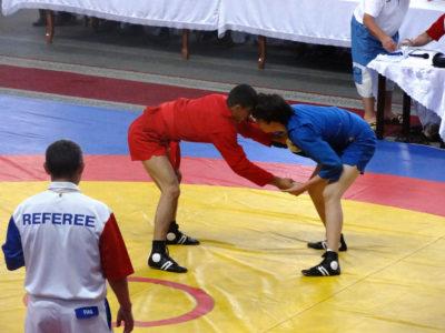 2012 06 05 Asian Sambo Championships - Tashkent 1