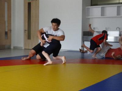 2012 09 SAIS Wrestling 1