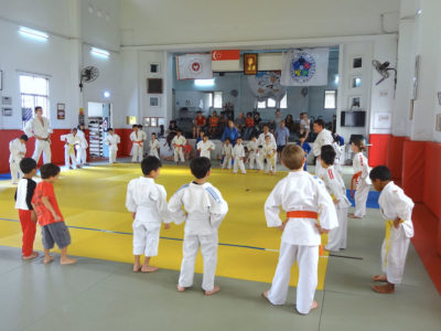 2013 04 21 Combined training at SJC 1