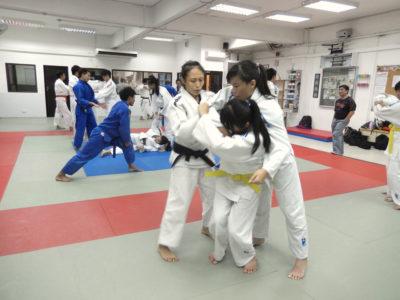 2013 11 18 BA training with Mongolians 2