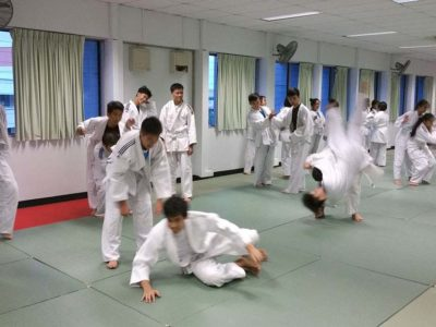 2015 08 NYJC and SP combined training 2