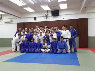 2015 11 Bhutan Judo Journey to Singapore 3