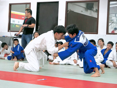2017 04 Mini Grappling competition 2